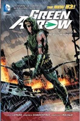 Green Arrow Vol. 5 (Comic book) #4
