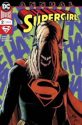 Supergirl Vol. 7 Annual (2017) (Comic book) #2
