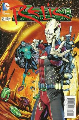 Green Lantern Vol. 5 (2011-2016) (Comic book) #23.1