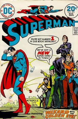 Superman Vol. 1 / Adventures of Superman Vol. 1 (1939-2011) (Comic Book) #273