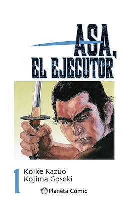 Asa, el ejecutor