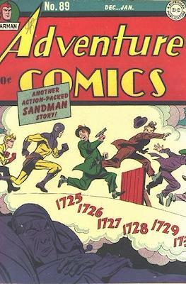 New Comics / New Adventure Comics / Adventure Comics (1935-1983; 2009-2011) (Saddle-Stitched) #89
