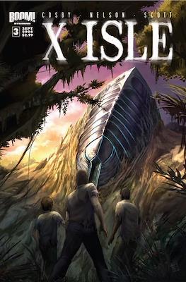 X Isle (Comic Book) #3