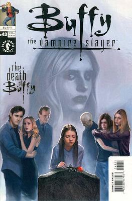 Buffy the Vampire Slayer (1998-2003) (saddle-stitched) #43
