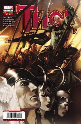 Thor (2008-2011) (Grapa 24 pp) #18