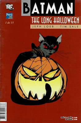 Batman: The Long Halloween (Grapas) #1