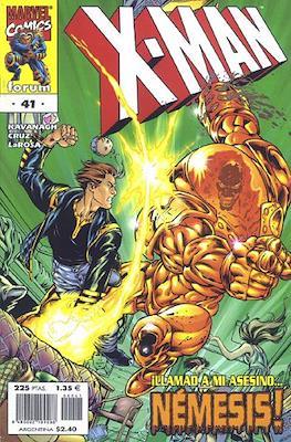 X-Man Vol. 2 (1996-2000) (Grapa 24 pp) #41