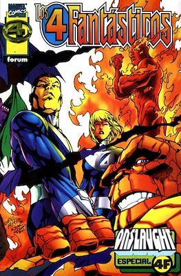 Los 4 Fantásticos: Especial Onslaught (1997)