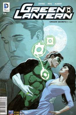 Green Lantern: Secret Origins (Grapas) #2