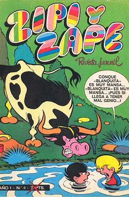 Zipi y Zape / ZipiZape (Grapa) #0