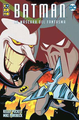 Batman: La Máscara del Fantasma (Rústica 64 pp)