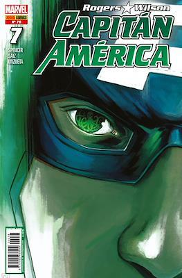 Capitán América Vol. 8 (2011-) (Grapa) #78