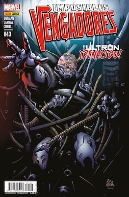 Imposibles Vengadores (2013-2018) (Grapa) #43