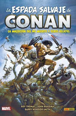 Biblioteca Conan. La Espada Salvaje de Conan (Cartoné 208-240 pp) #2