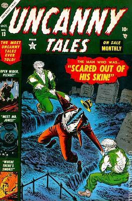 Uncanny Tales #9