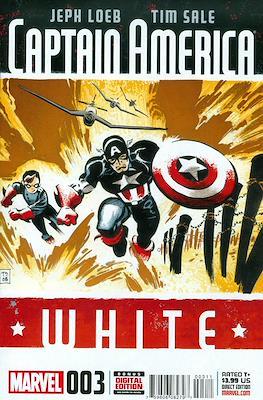 Captain America: White (Comic Book) #3