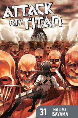 Attack on Titan (Softcover) #31