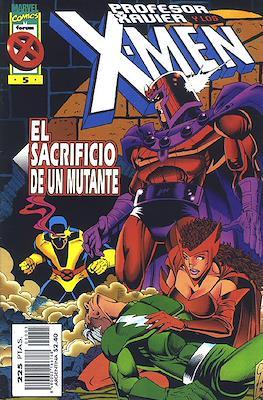 Profesor Xavier y los X-Men (Grapa. 17x26. 24 páginas. Color.) #5