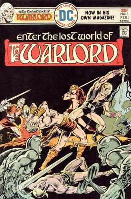The Warlord Vol.1 (1976-1988)