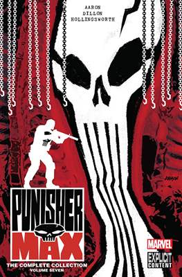 The Punisher MAX: The Complete Collection #7