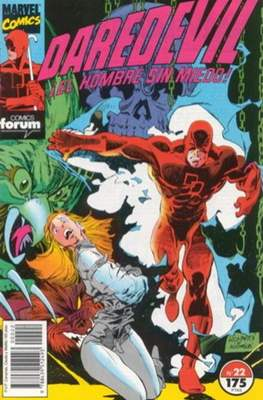 Daredevil Vol. 2 (1989-1992) (Grapa 32 pp) #22