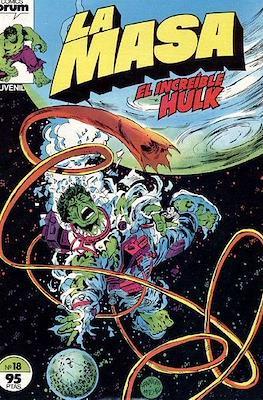 La Masa. El Increíble Hulk #18