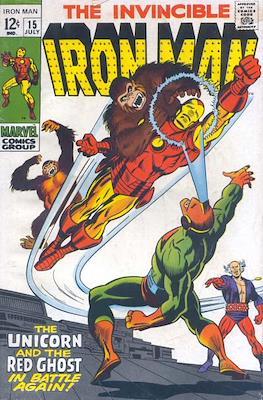 Iron Man Vol. 1 (1968-1996) (Comic book) #15