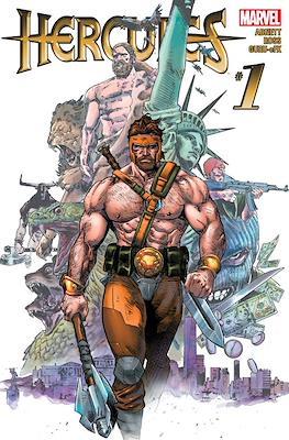 Hercules Vol. 4 (Comic-Book) #1