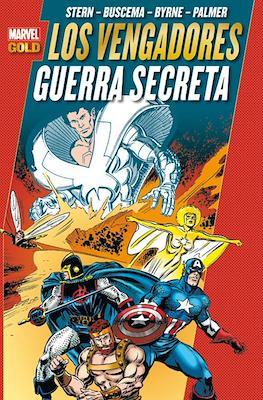 Los Vengadores. Marvel Gold (Rústica con solapas) #21