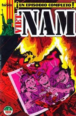 Vietnam (Grapa/Rústica. 17x26. 24/32/48 páginas. Color (1988-1991)) #3