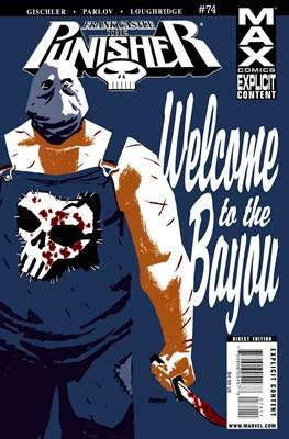The Punisher Vol. 6 (Comic-Book) #74
