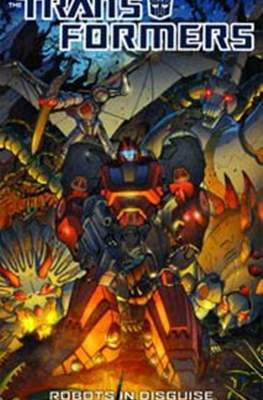 Transformers- Robots in Disguise (Softcover) #2