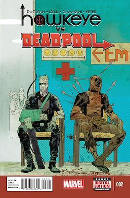 Hawkeye vs. Deadpool (2014-2015) (comic-book) #2