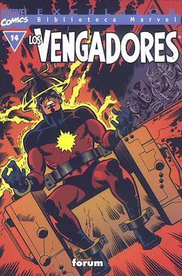 Biblioteca Marvel: Los Vengadores (1999-2001) (Rústica 160 pp) #14