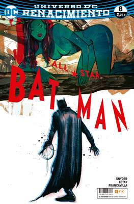 All-Star Batman. Renacimiento (Grapa) #8