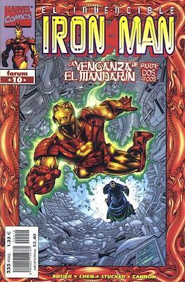 Iron Man Vol. 4 (1998-2000) #10