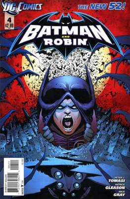 Batman and Robin Vol. 2 (2011-2015) (Comic Book) #4