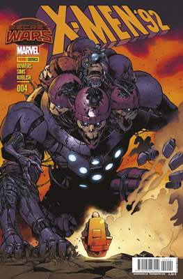 X-Men '92 (2015-2016) (Grapa 24 pp) #4