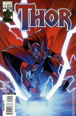 Thor / Journey into Mystery Vol. 3 (2007-2013) #9