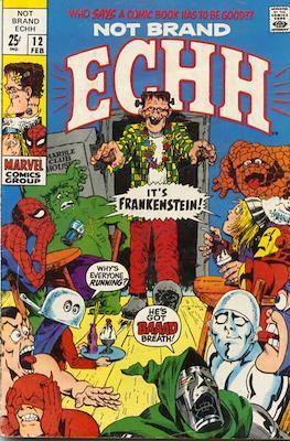 Not Brand Echh (Comic-book) #12