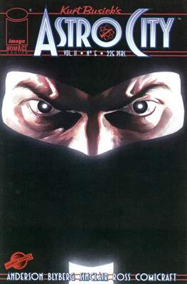 Astro City vol. 2 (1998-2001) (Grapa 24 pp) #5