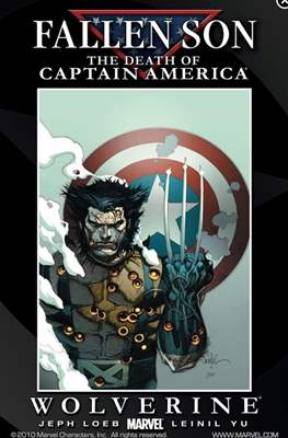 Fallen Son: The Death Of Captain America (Comic Book) #1