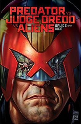 Predator vs Judge Dredd Vs Aliens. Splice and Dice
