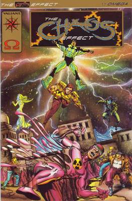 The Chaos Effect (Comic Book) #2.1