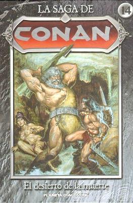 La saga de Conan (Cartoné, 128 páginas) #14