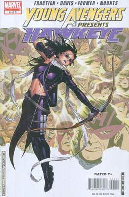 Young Avengers Presents (2008) (Comic Book) #6