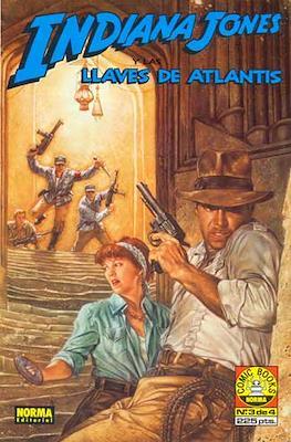 Indiana Jones y las llaves de Atlantis #3