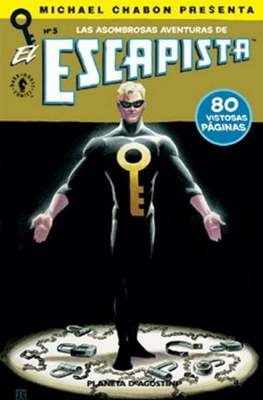 Michael Chabon presenta: las asombrosas aventuras de El Escapista #5