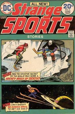 Strange Sports Stories #5