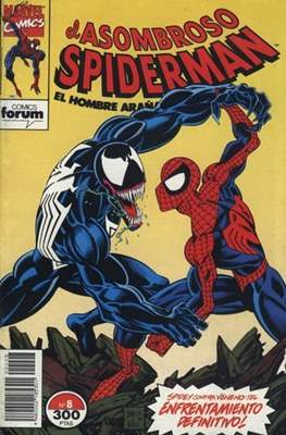 El Asombroso Spiderman Vol. 1 (1994) (Grapa 48 pp) #8